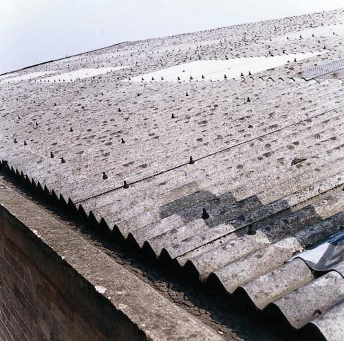 asbestos-sheets